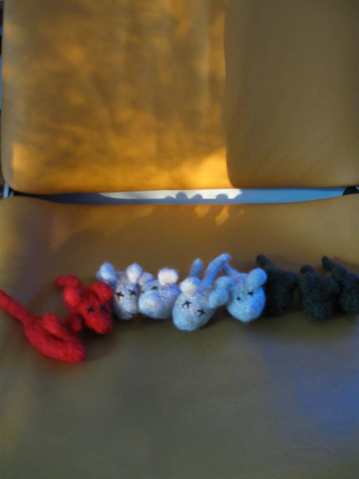 All mice for KYH 2010