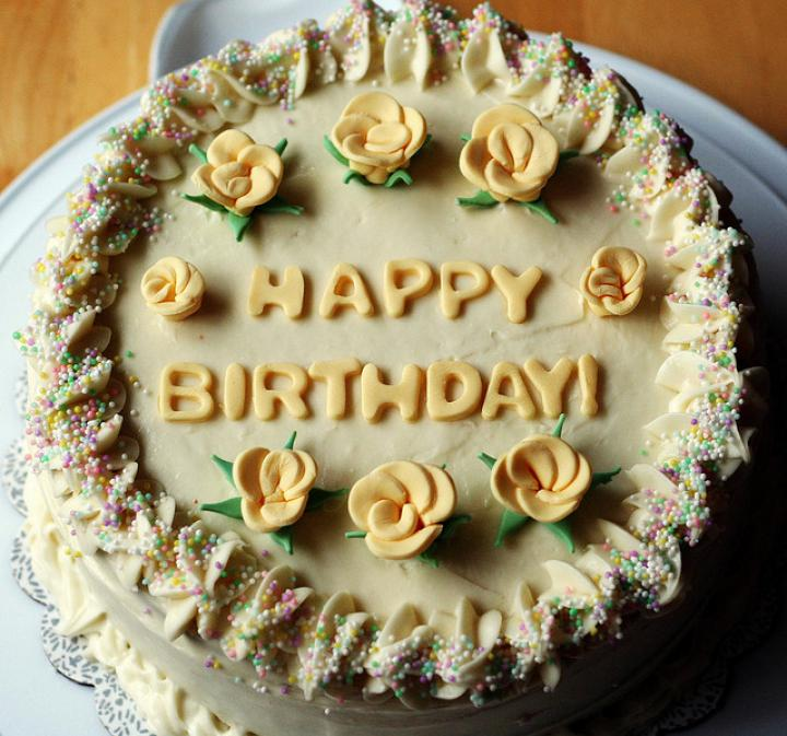 Birthday Cake - Photo Credit http://www.flickr.com/photos/freakgirl