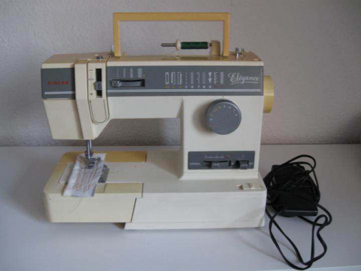 My sweing machine