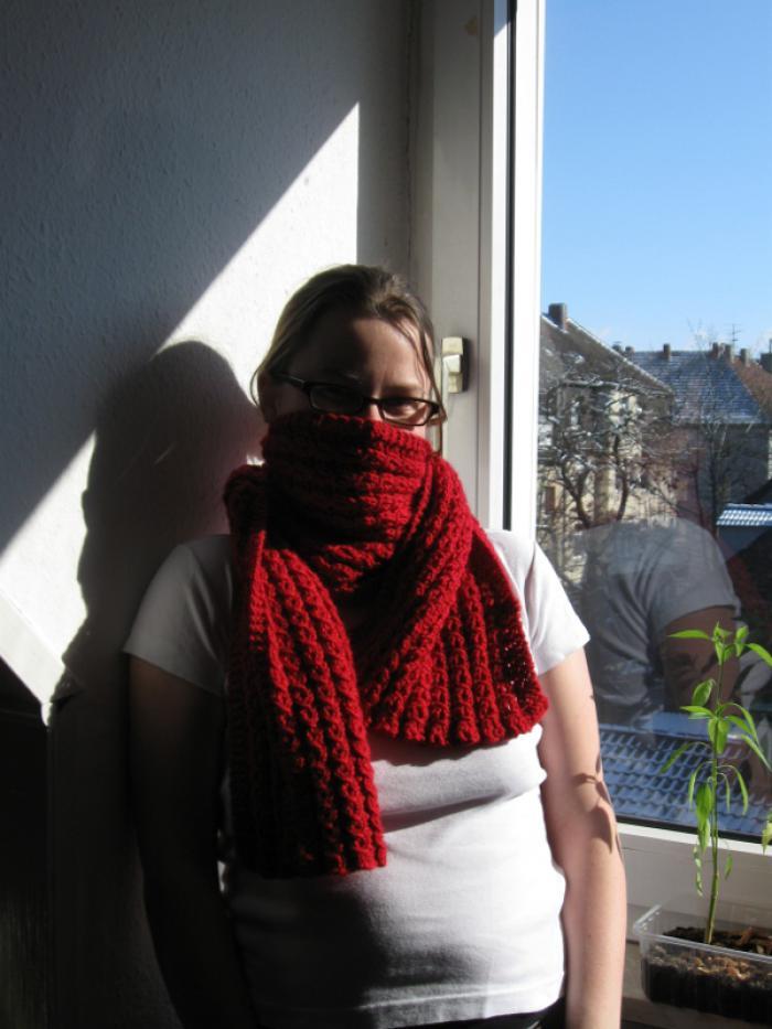 Rinsessa scarf