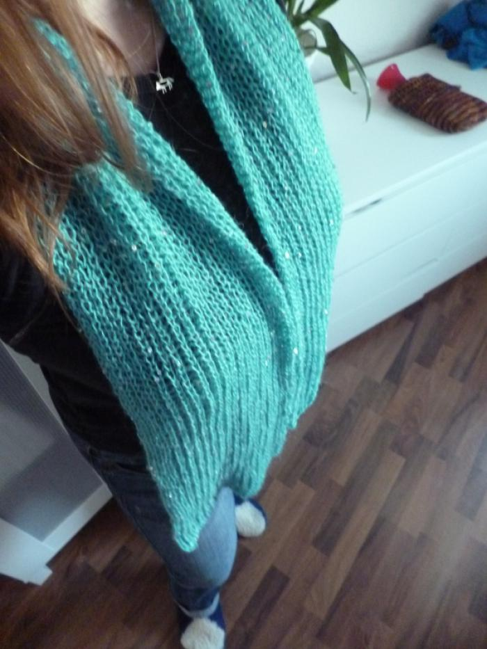 Säde scarf
