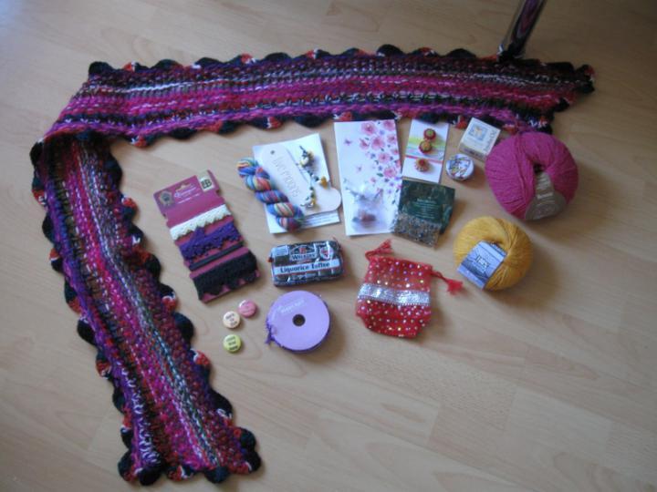 Worsted Knitt