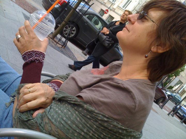 Donna Druchunas - courtesy of Donna herself