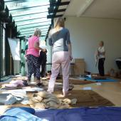 WorstedKnitt's 2015 - Yoga