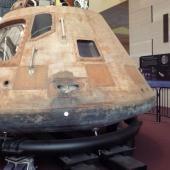Air & Space Museum - Apollo 11 reentry capsule