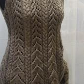 Lang yarns yak dress