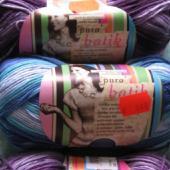 Novita yarns - Puro Batik